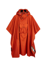 C.P. Company - Mind's Eye Poncho in Red