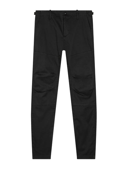 Raso Articulated Leg Trouser in Black Coffee