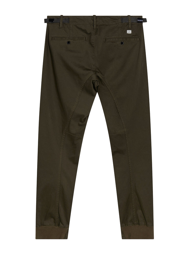 Raso Articulated Leg Trouser in Cloudburst