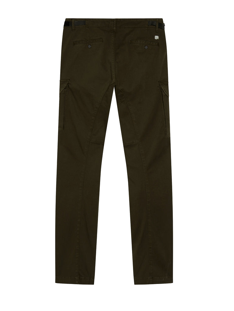 Lens Pocket Cargo Trouser in Cloudburst