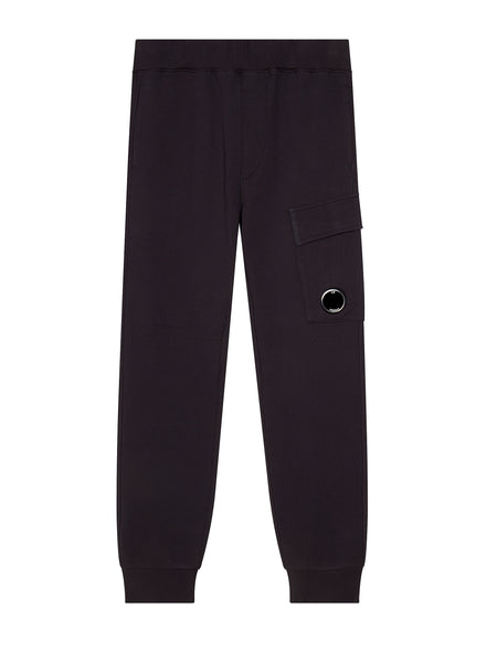 Light Fleece Cargo Sweatpant in Total Eclipse