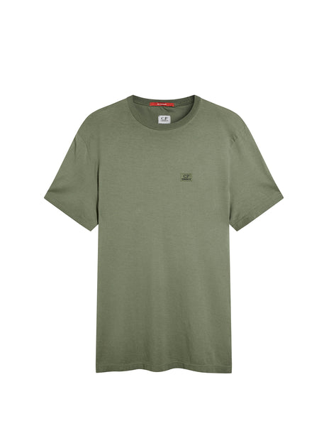 Re-Colour Logo T-Shirt in Sage