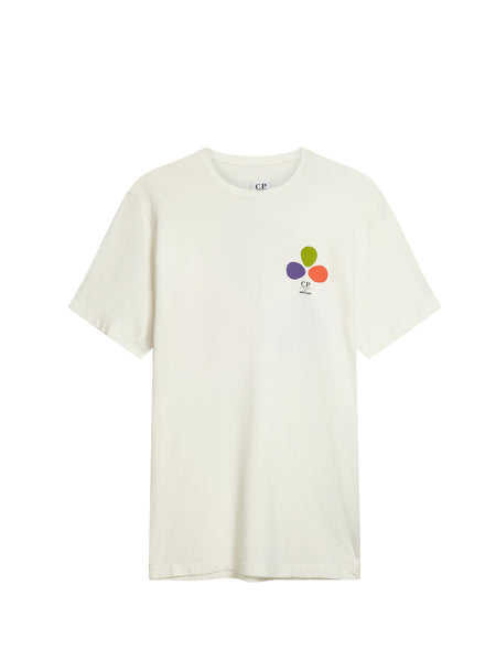 Mind's Eye T-shirt in White