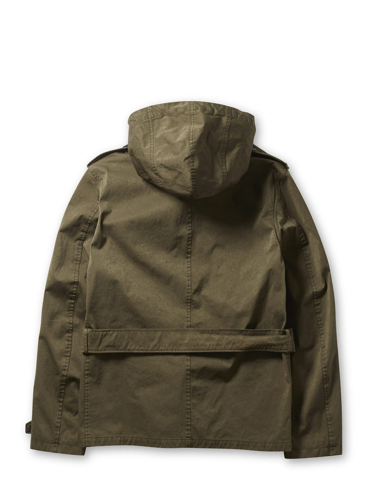 Ten c / Smock Snow in Olive
