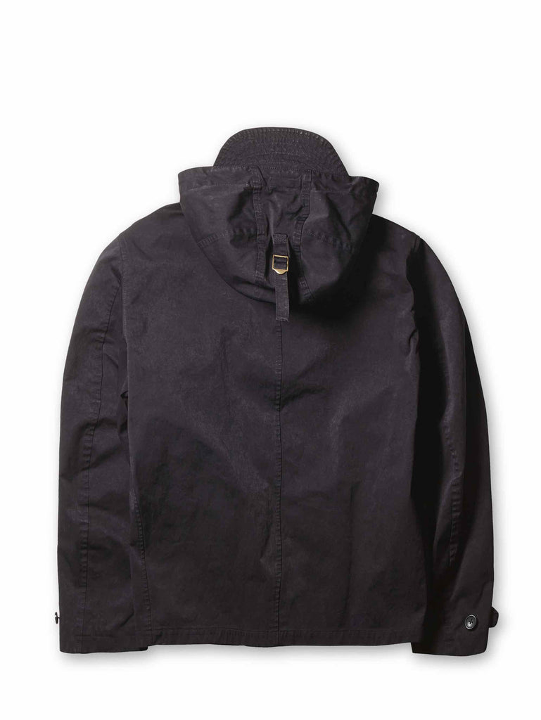 Ten c / Navy Parka in Navy Blue