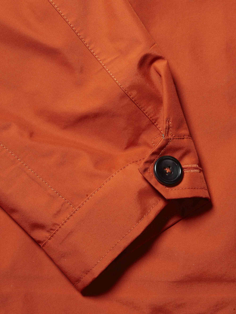 Ten c / NASTRATO Anorak in Orange