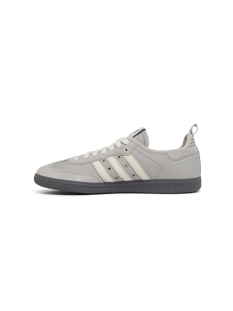 Samba Sneaker In Clear Granite/Off White