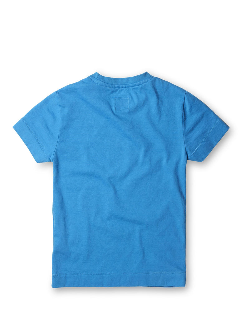 Undersixteen Paint Drop T-Shirt in Blue