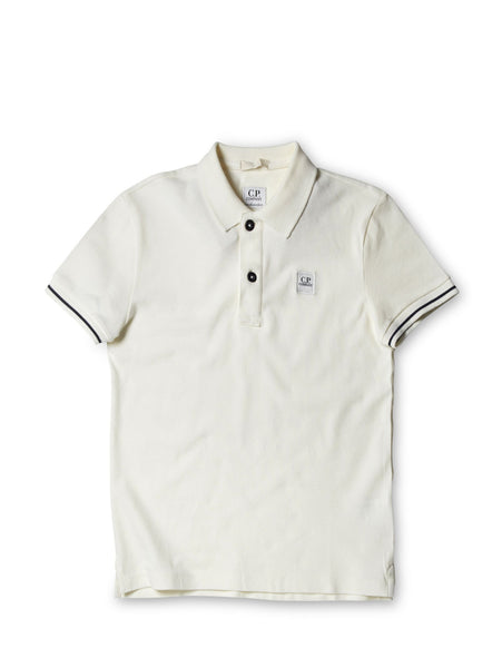 Undersixteen Polo Shirt in White