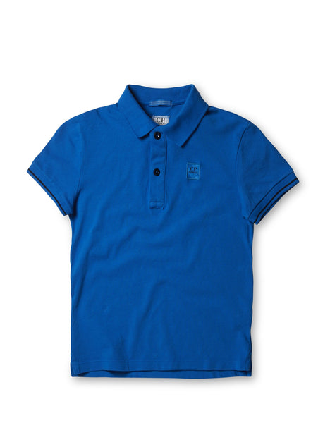 Undersixteen Polo Shirt in Blue