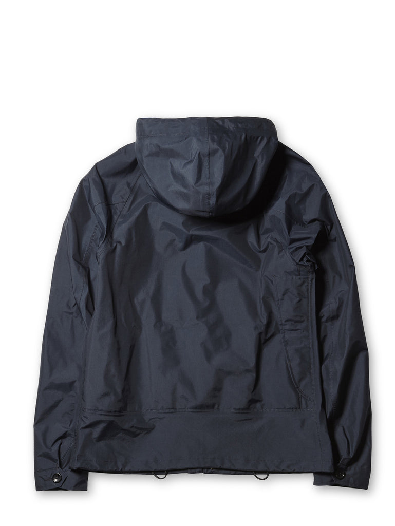 Ten c / NASTRATO Anorak in Navy Blue