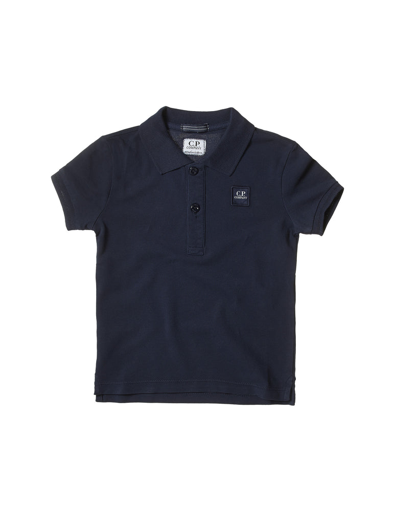 C.P. Company Undersixteen Polo Shirt in Blue