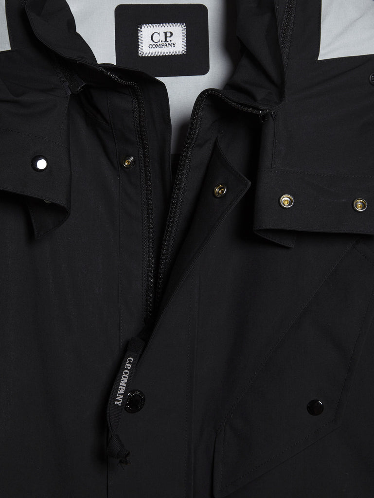 C.P. Company T-Mack ML Jacket in Black