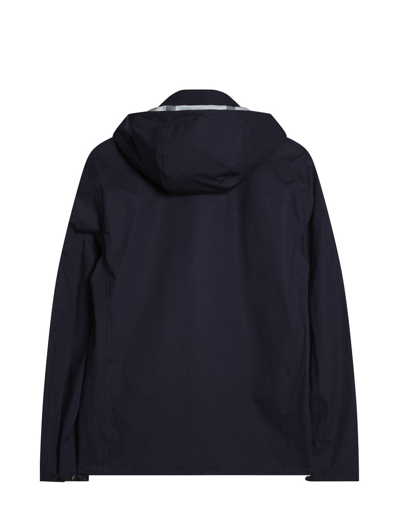 C.P. Company T-Mack Jacket with Removable Hood in Blue