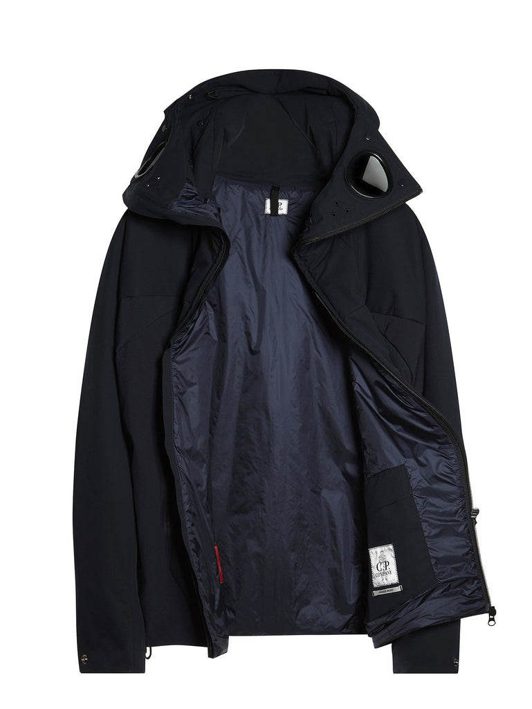 C.P. Company Pro-Tek Insulated Explorer Jacket in Navy