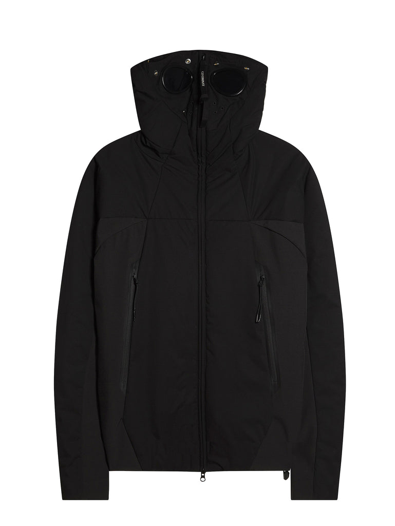 C.P. Company Pro-Tek Insulated Explorer Jacket in Black
