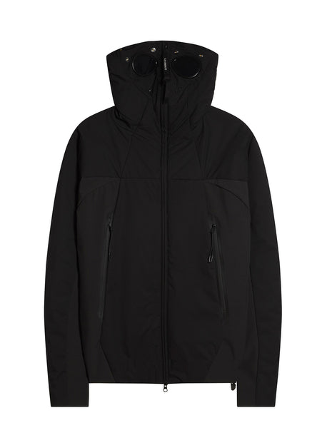 C.P. Company Pro-Tek Collar Lens Jacket in Black