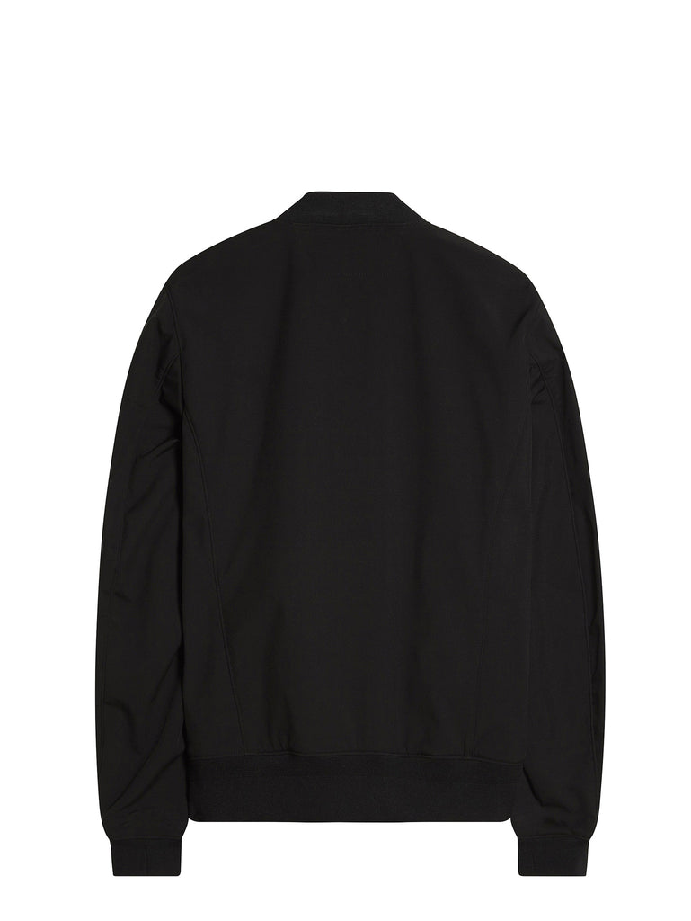 C.P. Company CP Shell Bomber Jacket in Black