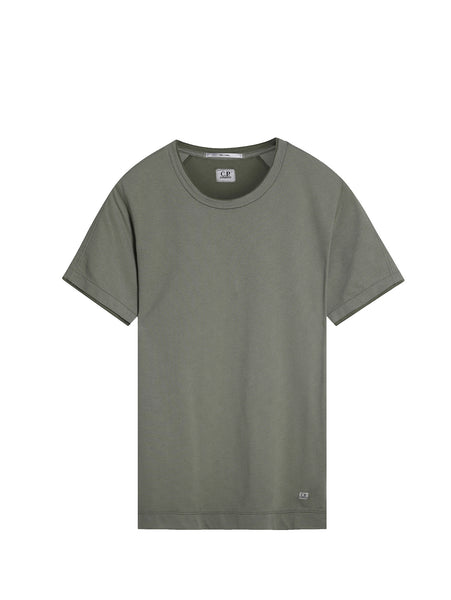 C.P. Company Undersixteen GD SS T-shirt in Green