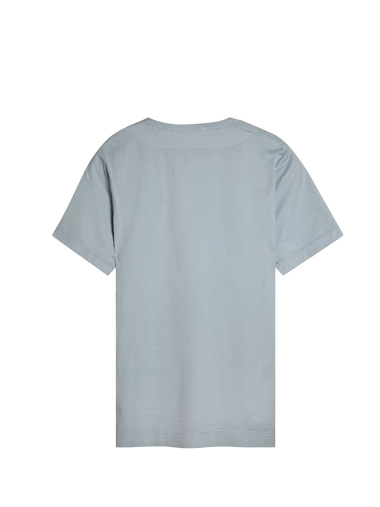 C.P. Company GD SS T-shirt in Light Blue