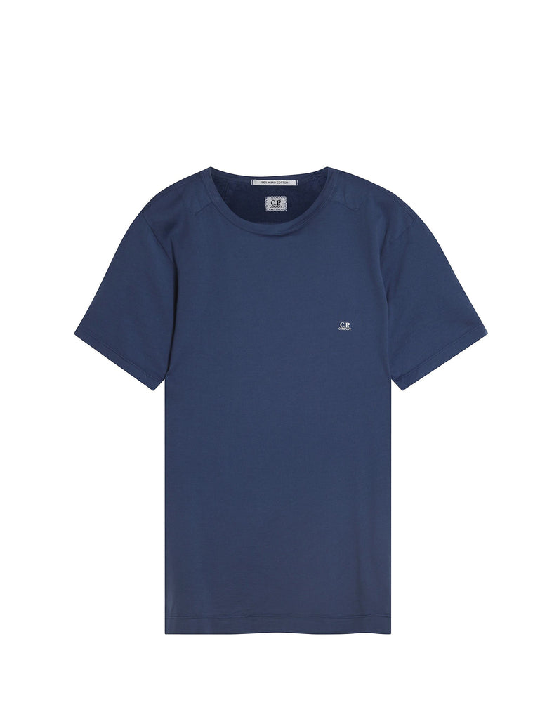 C.P. Company GD SS T-shirt in Blue