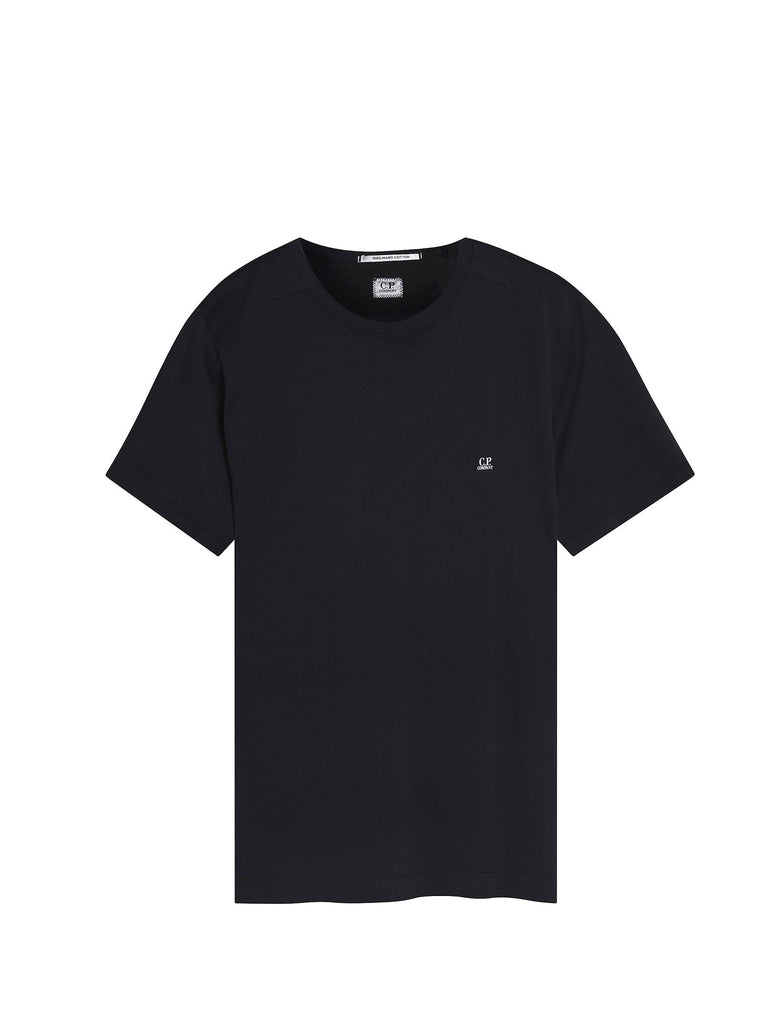 C.P. Company GD SS T-shirt in Navy