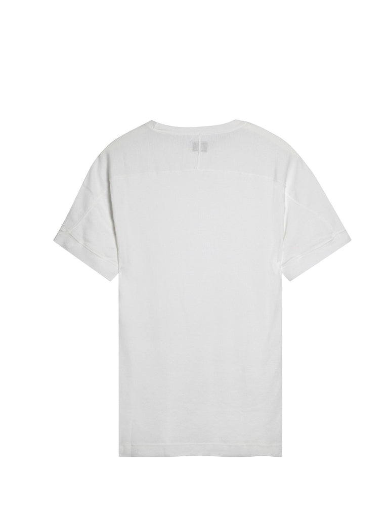 C.P. Company SS T-shirt in White