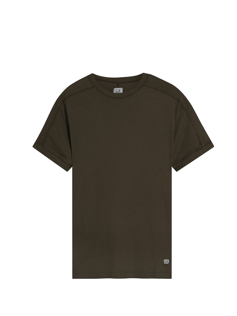 C.P. Company SS T-shirt in Green