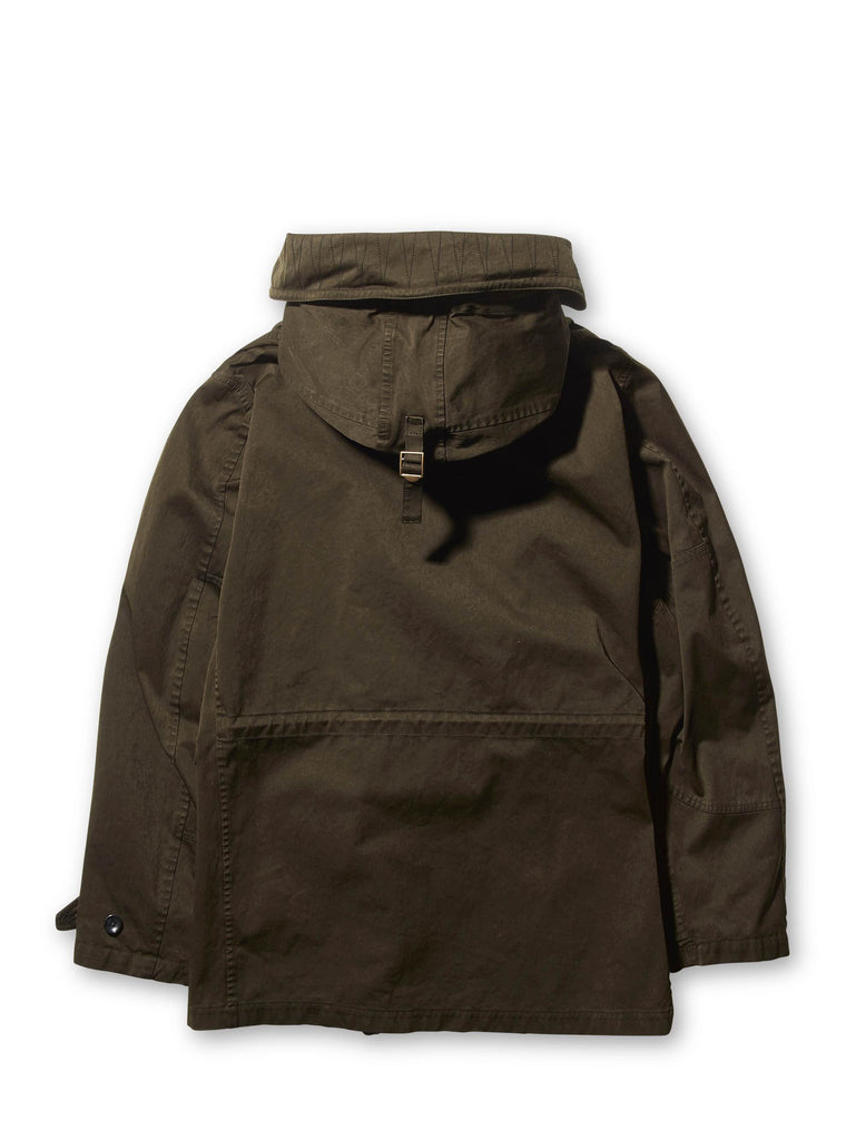Ten c / Deck Parka in Green