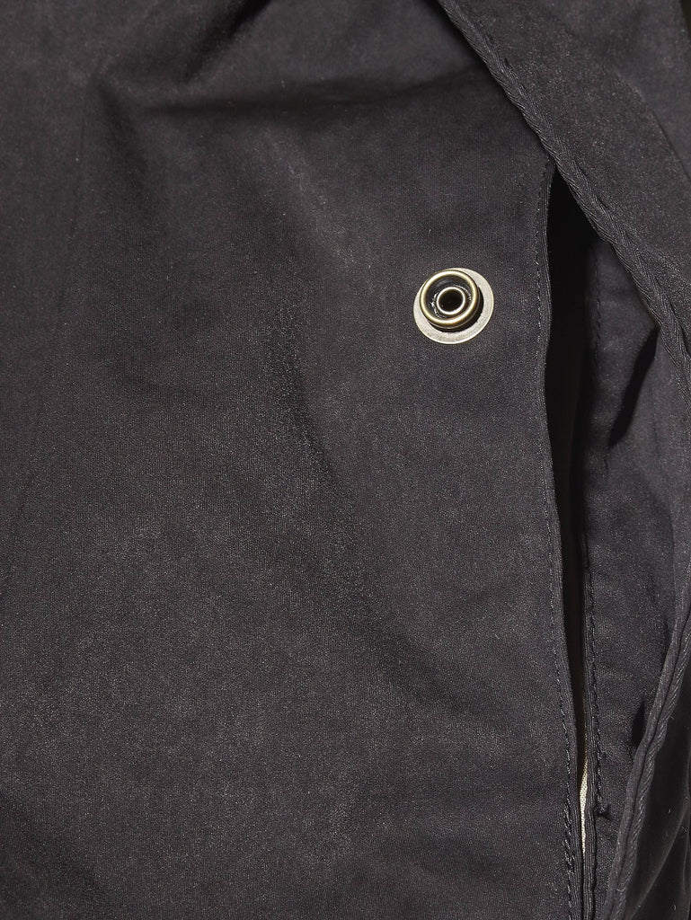 Ten c / Anorak in Black