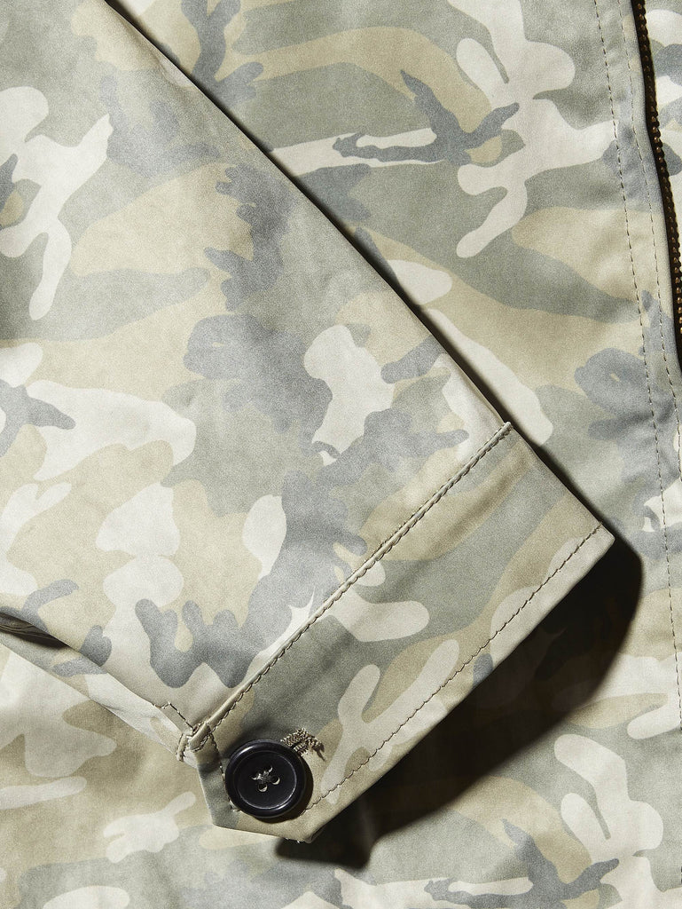 Ten c / Anorak in Camo