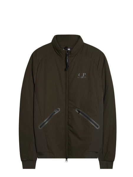 C.P. Company Pro-Tek Jacket in Military Green