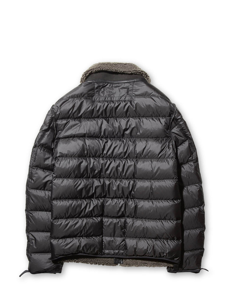 Ten c / Shearling Liner in Grey