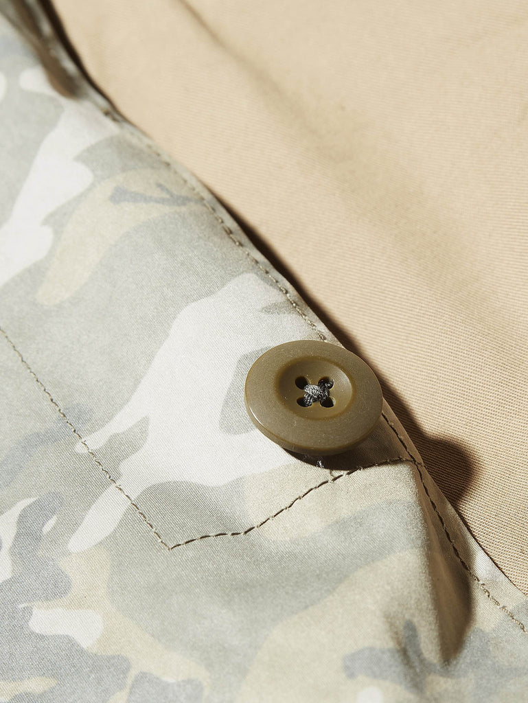 Ten c / Parka in Camo