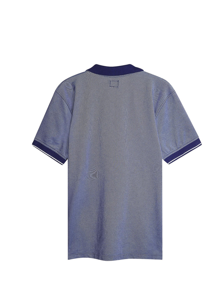 C.P. Company Tacting Regular-Fit Polo Shirt in Blue