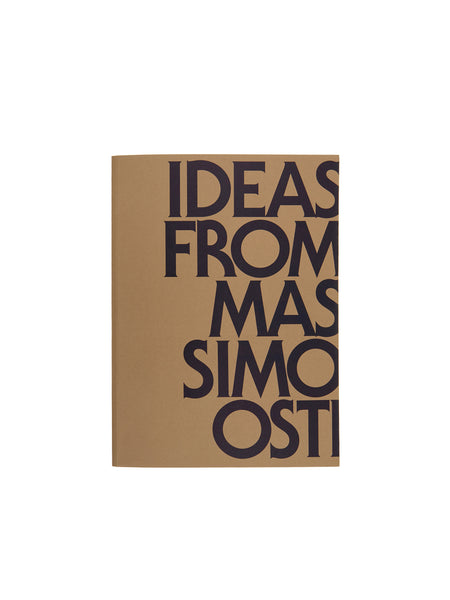 Ideas from Massimo Osti Book