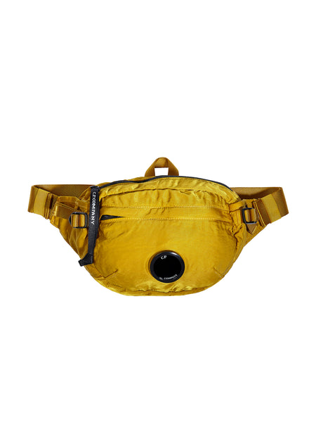 GD Sateen Lens Waist Bag in Golden Yellow