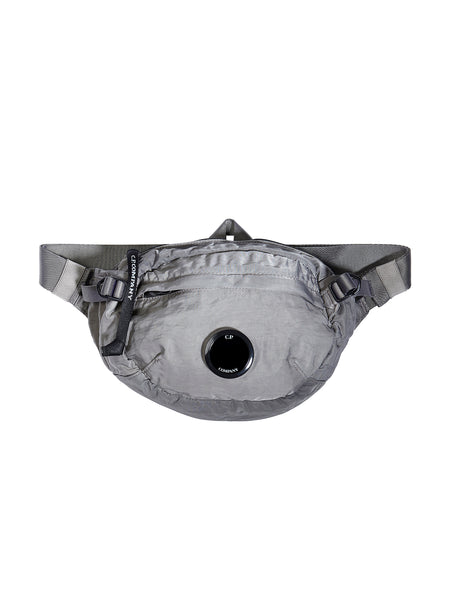 GD Sateen Lens Waist Bag in Vapor Blue