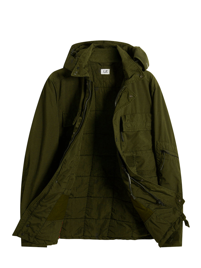 Taylon P Urban Protection Series Utility Jacket in Ivy Green