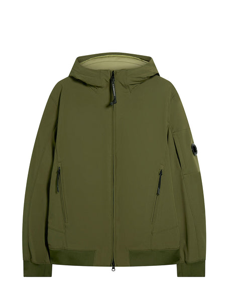 C.P. Shell Lens Jacket in Beech