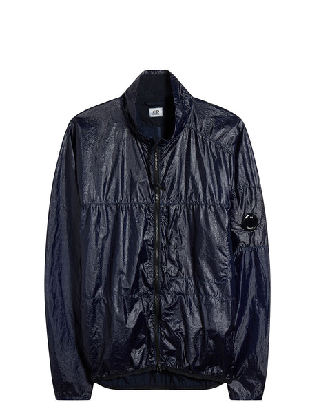 Cristal Lens Jacket in Navy