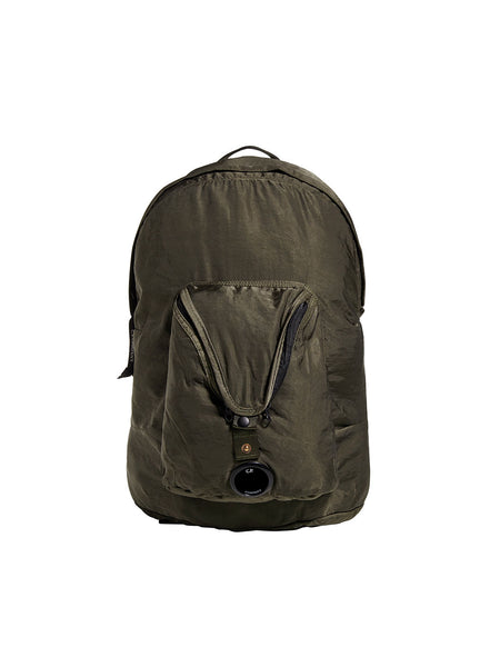 GD Nylon Sateen Lens Backpack in Tarmac