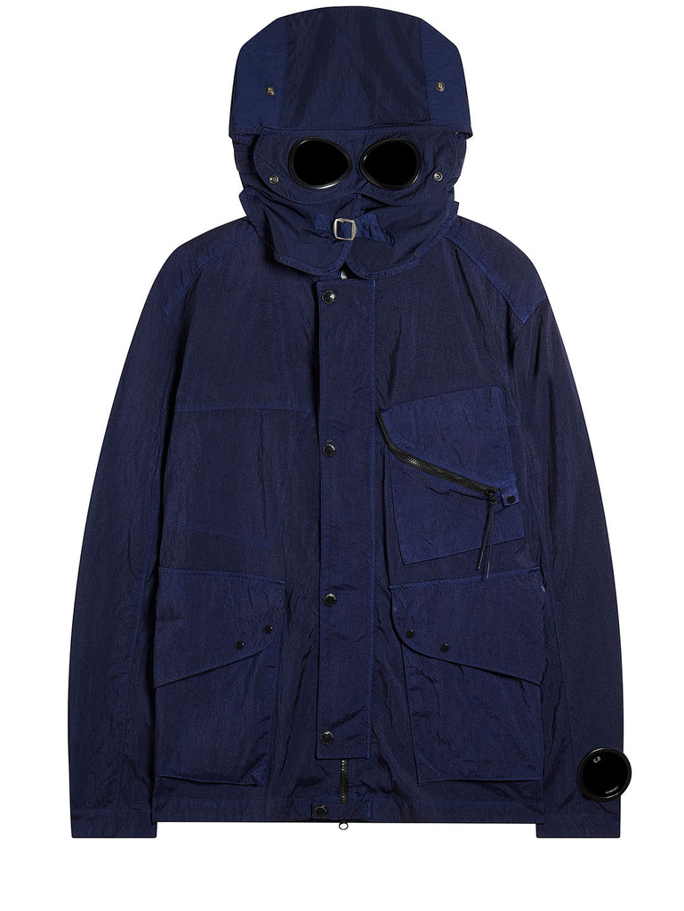 Quartz Goggle Jacket in Estate Blue