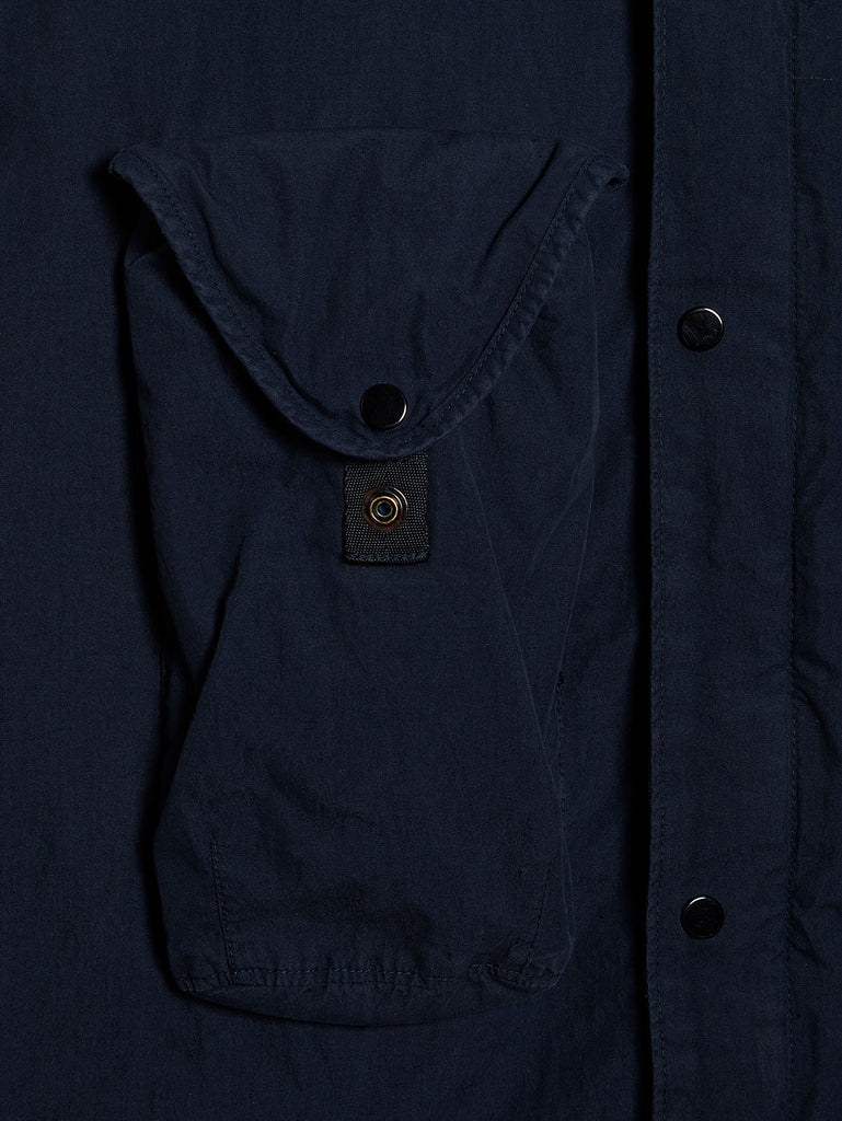 50 Fili Overshirt in Total Eclipse