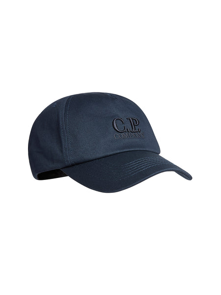 Gabardine Baseball Cap in Total Eclipse