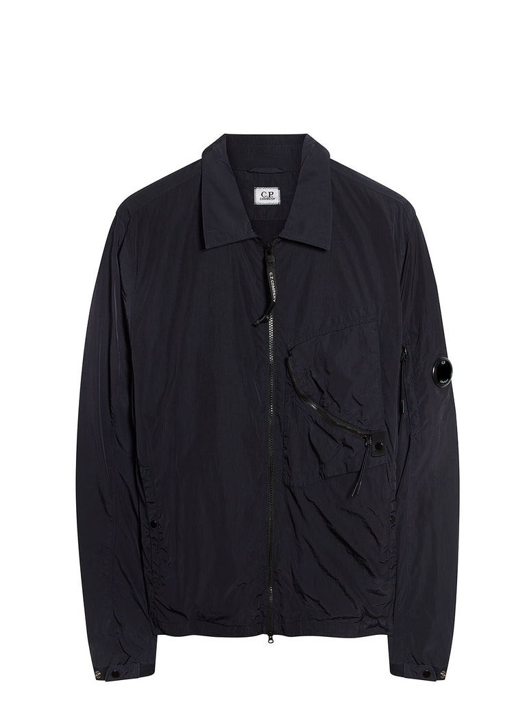 Chrome Overshirt in Total Eclipse
