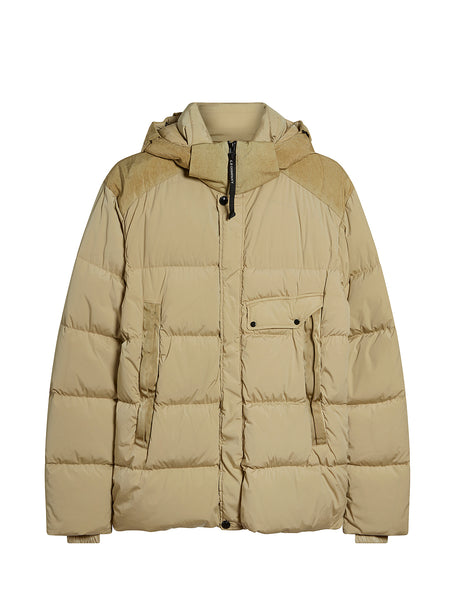 Nycra Medium Jacket in Pale Olive Green