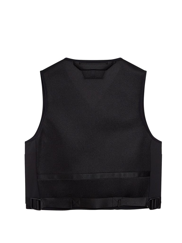 C.P. Shell Tactical Vest in Black