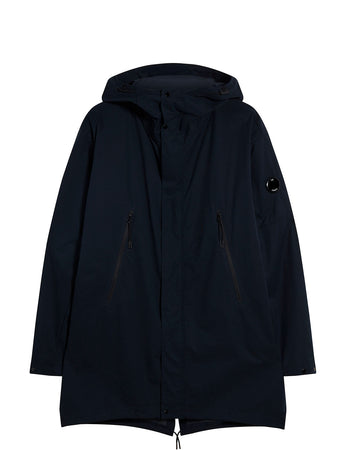 Pro-Tek Fishtail Parka in Total Eclipse