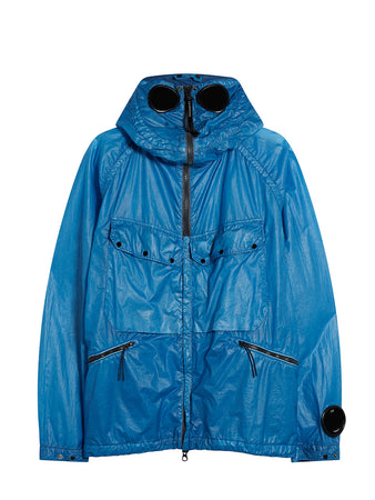 NyBer Special Dyed Goggle Jacket in Riviera
